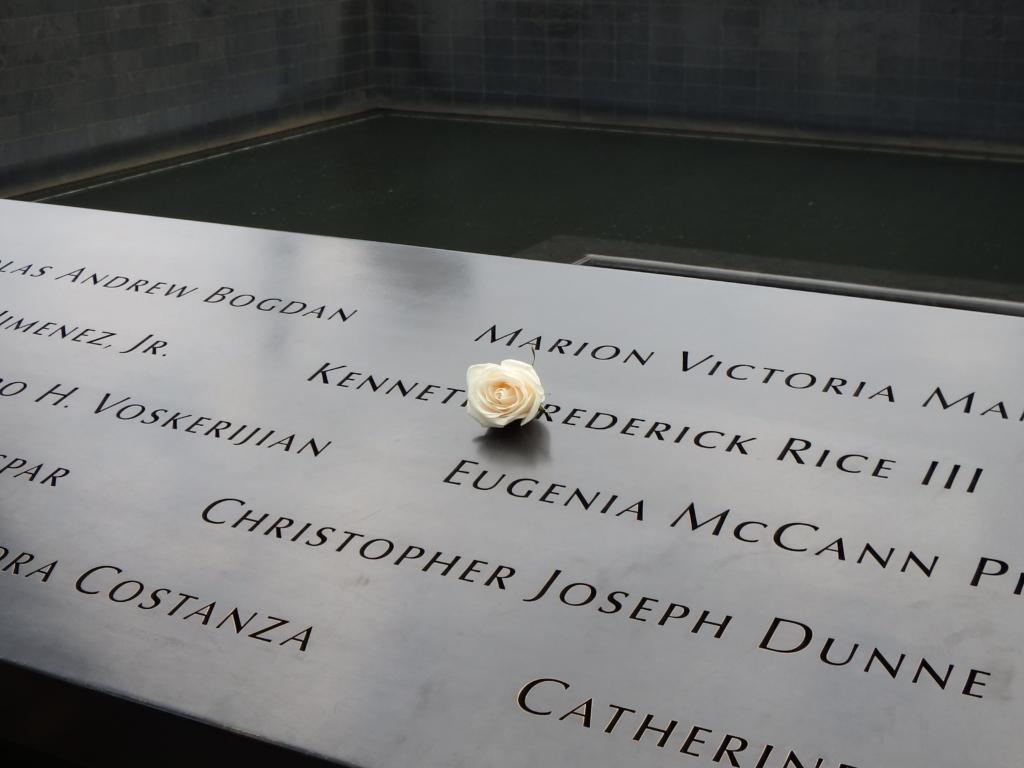9-11 Denkmal